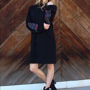 Last One!!! 💎💎Puff Sleeve Sweater Dress